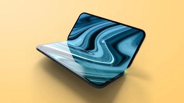 애플도 접는다…2023년 폴더블 아이폰 출시 전망