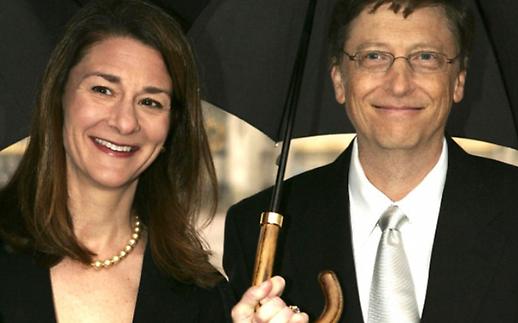 Vợ chồng tỷ phú Bill Gates ly hôn sau 27 năm chung sống