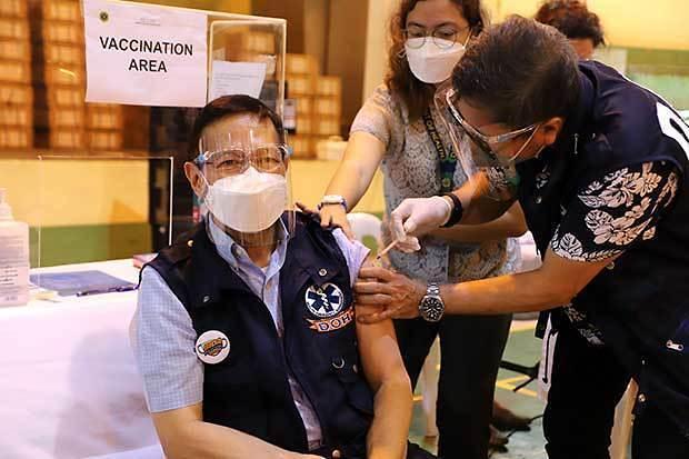 [NNA] 필리핀, 집단면역에 고전... 백신 조달 지연