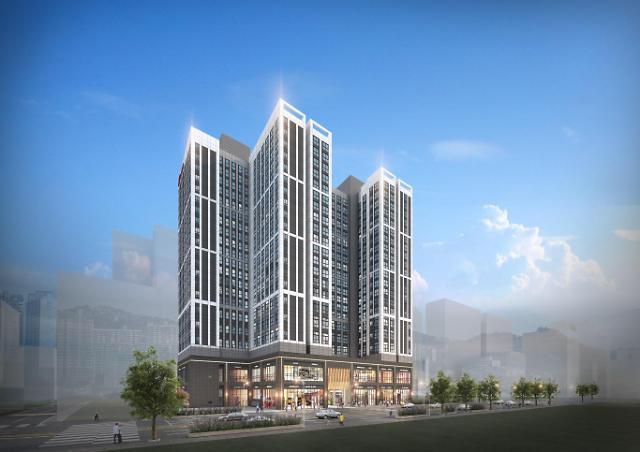 현대건설 힐스테이트 장안 센트럴 경쟁률 6대 1로 마감