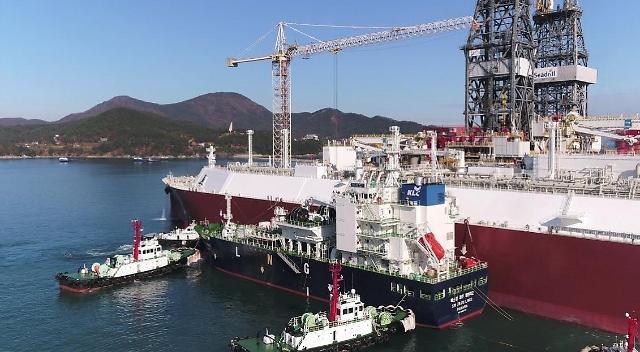 한국엘엔지벙커링, 자회사 최초 선박 대 선박 LNG 공급 성공