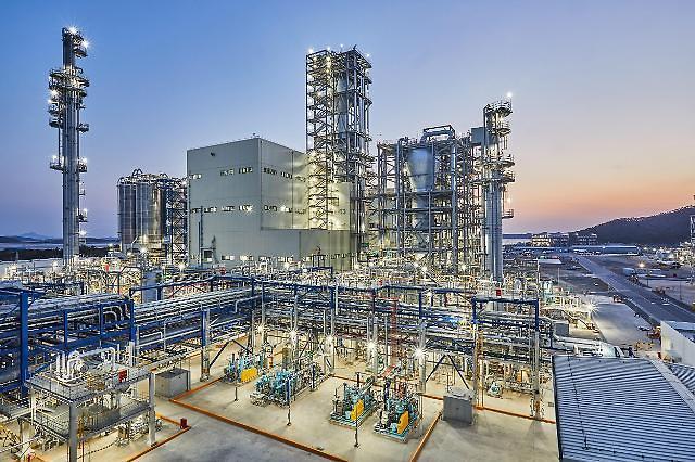 ハンファトータル、1兆5000億ウォン規模の投資プロジェクト完了…PP 40万t・エチレン15万t生産施設の増設