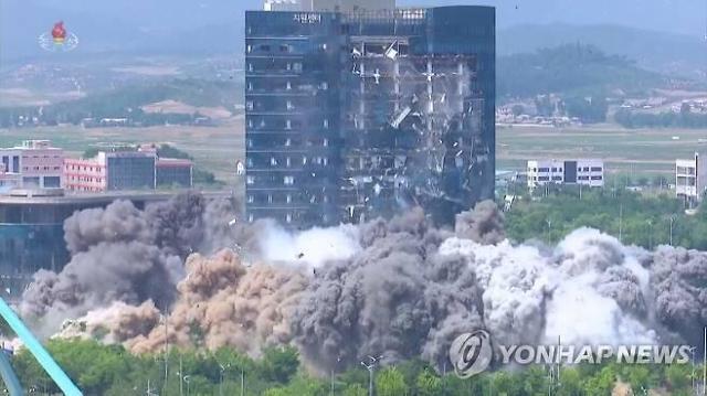 대북전단 살포 핑계...북한, 대남 군사활동 감행하나