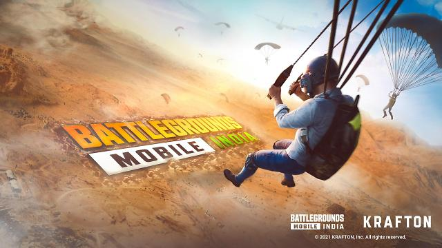 크래프톤, 인도 전용 '배그 모바일' 출시한다