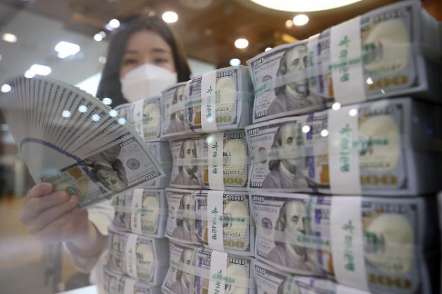 韩四月外汇储蓄额达4523亿美元 创历史最高