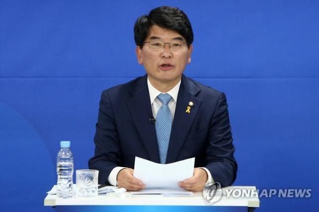 민주당, 정책위의장에 박완주 의원 임명
