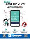 경기도-인천시, 확진자 공개동선 데이터 공동활용 업무협약 체결