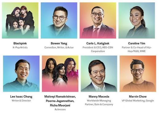 BLACKPINK · Đạo diễn Lee Isaac Chung lọt top 100 người châu Á có ảnh hưởng nhất thế giới