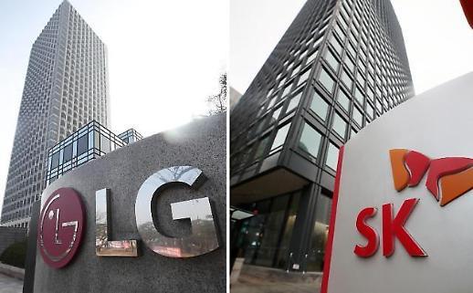 为应对日后纠纷再起 LG和SK招聘法务专利人才