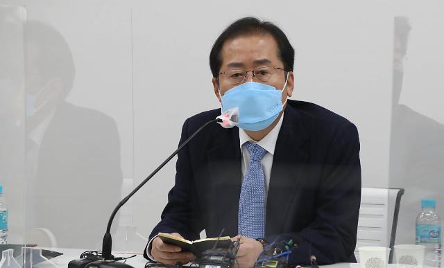 홍준표, 국민의힘 복당 의사 밝힐까…10일 국회서 기자회견