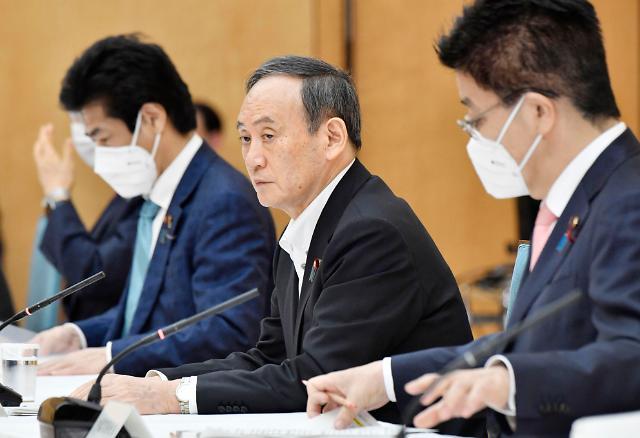 일본, 하루 사망자 148명 최다…긴급사태 이달 말까지 연장