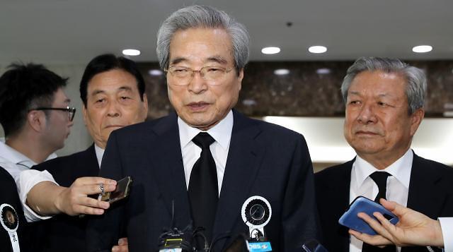 [종합] 협치 중시한 의회주의자, 이한동 전 국무총리 숙환으로 별세...향년 87세