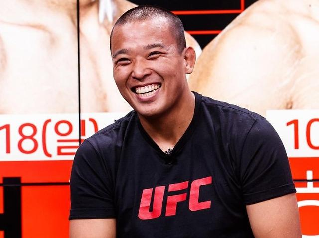 박준용, UFC 3연승 질주
