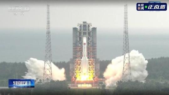창정-5B호 인도양 추락…지난 50년간 지구로 떨어진 우주물체 5400t