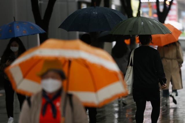 [내일날씨]전국 대체로 흐림...새벽부터 수도권 비