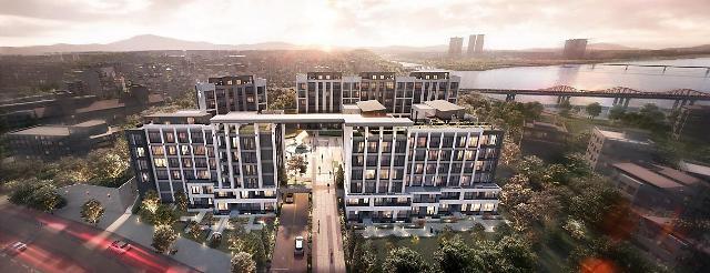 현대건설, 한남동 디에이치 영토확장…한남시범아파트 수주
