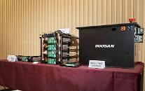 斗山インフラコア、バッテリーパック試作品の製作完了…製品開発に加速度