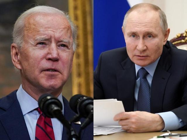"""바이든 """"콜로니얼 공격 랜섬웨어 러시아에…푸틴 만나겠다"""""""