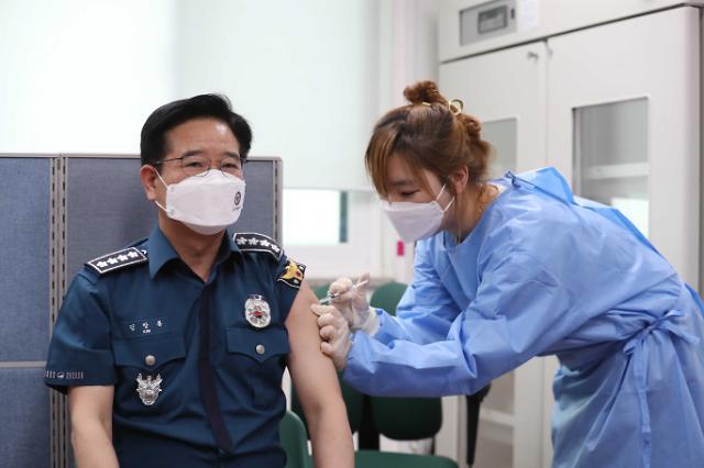 경찰, 코로나 백신 이상반응자 국가보상 신청 지원