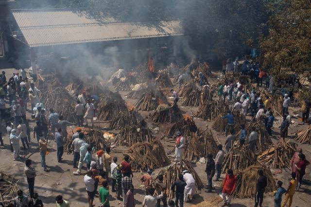 인도 코로나19 대확산으로 중국 산소발생기 수요 급증
