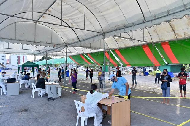 [NNA] 태국, 국내감염 1622명... 인도형 변이주 첫 감염자 확인