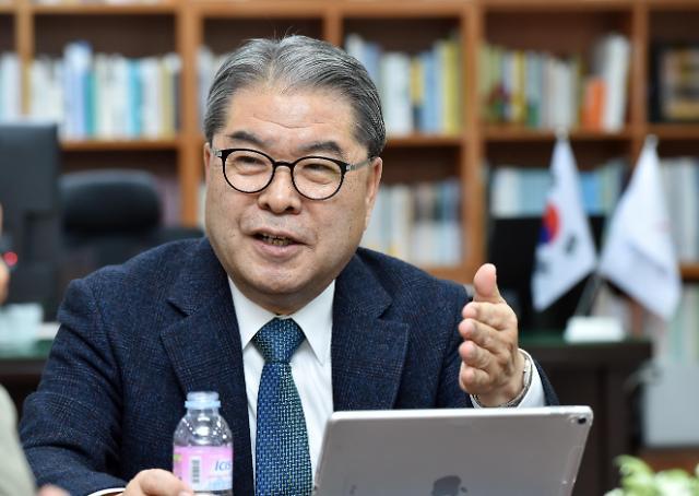 """이재정 """"조희연 교육감이 공수처 1호 사건? 상상도 못해"""""""