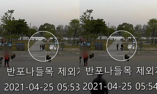 목격자와 CCTV로 본 한강 실종 사망 대학생 친구 행적...#3시40분 #무릎 #카톡