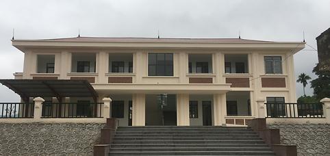 코이카, 베트남 산악지대에 현대식 보건소 최초 준공