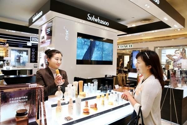 中国消费市场稳步向好 韩多领域企业一季度在华业绩走高