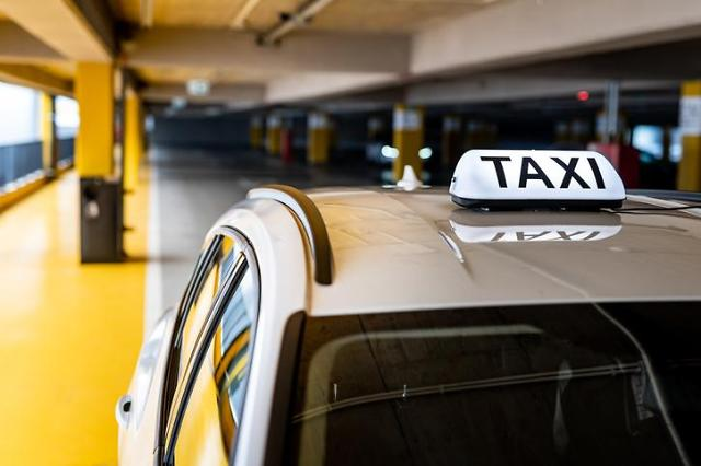 KT partners with taxi companies to offer AI call check-in tracking system