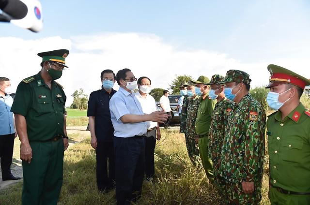 4차 지역감염으로 번진 베트남...해외입국자 관리강화에 '정조준'