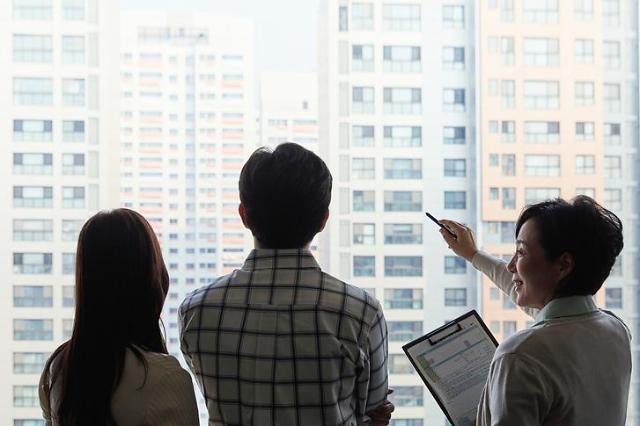 开盘即售空 韩地方广域市新楼盘前期成交量首现100%