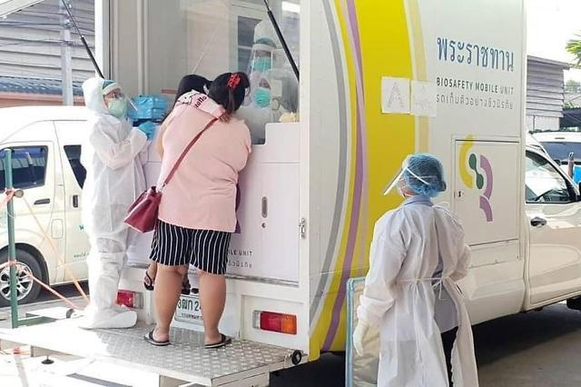 [NNA] 태국 국내감염 1902명 증가, 사망자 31명 역대 최다