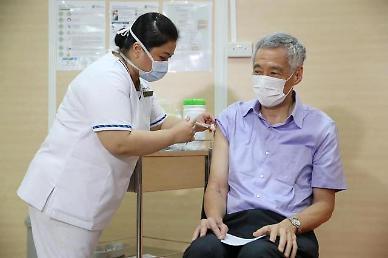 [NNA] 싱가포르, 이르면 5월 하순부터 45세 미만 백신 접종 개시