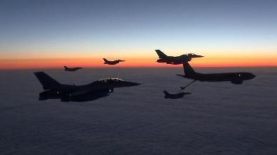 공군, 美 알래스카에 F-15K·KF-16D 파견 전망