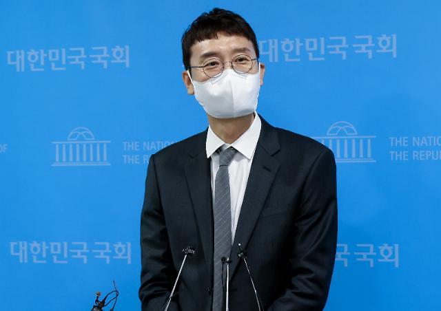 """김웅, 당 대표 출마 선언…""""유일한 승리 공식은 바로 변화"""""""