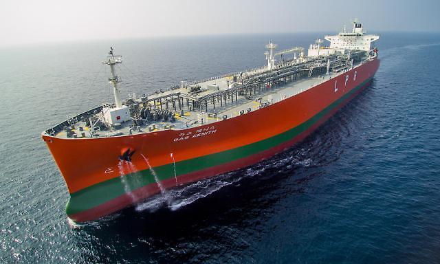 KSS해운, 친환경 VLGC 2척 투자 결정···장기 운송계약에 선박 투입