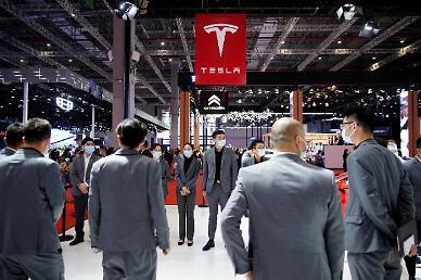 중국, 테슬라 겨냥 자동차 데이터 관리 규정 강화한다