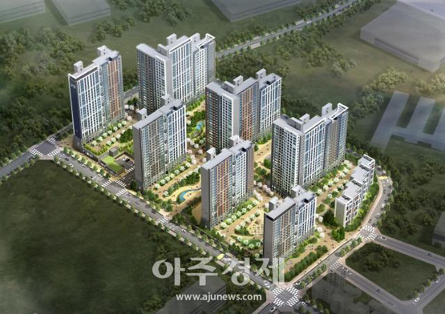GS건설, '봉담자이 라피네' 14일 견본주택 오픈