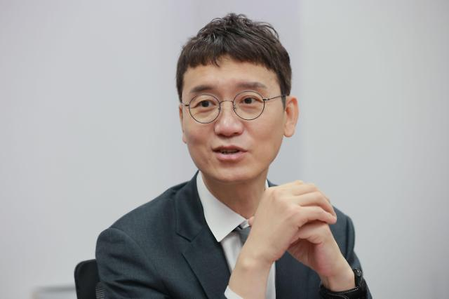 """[인터뷰] """"대선 승리 바라면 김웅 선택해달라…尹 들어오기 좋을 것"""""""