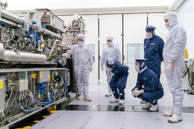 [K-반도체 벨트] '반도체 슈퍼을' ASML, 화성에 EUV 클러스터 조성