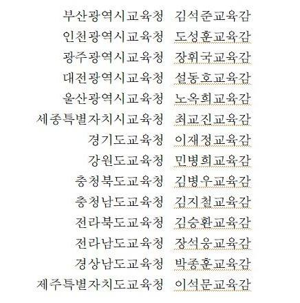 """조희연 서울시교육감 겨냥 공수처 수사, 전국시도교육감협의회 """"유감 표명"""""""