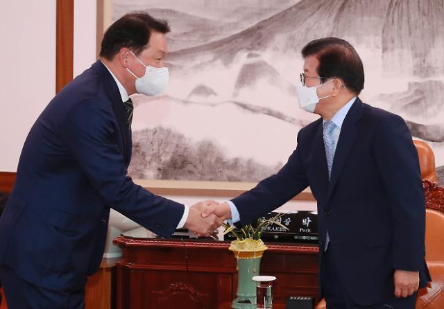 최태원 회장이 던진 화두...'새로운 기업가 정신'