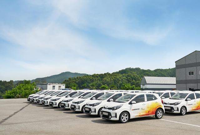 한국타이어, 사회복지기관에 차량 80대 지원...차량나눔 사업 공모 진행