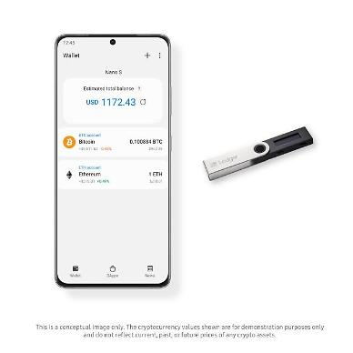 Samsung allows Galaxy smartphone owners to manage cryptocurrency without hardware wallets