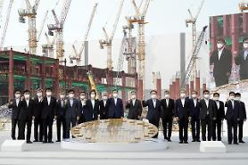 [K-半導体ベルト] サムスン・SK、政府と「半導体超格差」協力…510兆ウォン投資
