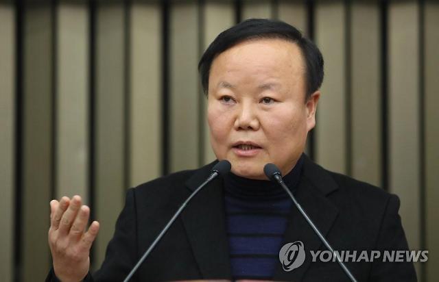 """'尹 악연' 김재원, 최고위원 출마 """"윤석열 영입 앞장서겠다"""""""