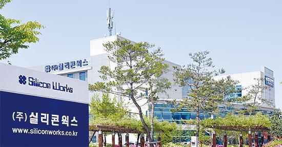 실리콘웍스, 영업이익 592억원...전년 동기 대비 406%↑