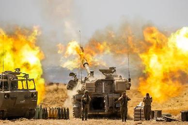이스라엘군, 가자지구 잘라타워 공습…AP통신 등 사무실 파괴