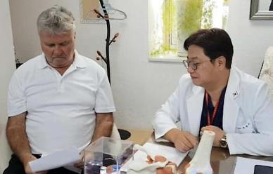 75세 히딩크 감독, 코로나19 확진...7월경 퀴라소 사령탑 복귀